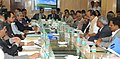 The Minister of State (Independent Charge) for Consumer Affairs, Food and Public Distribution, Professor K.V. Thomas addressing the Ministers from states and Presidents on Consumer Protection Forums, in New Delhi.jpg