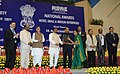 The Minister of State (Independent Charge) for Micro, Small & Medium Enterprises, Shri K.H. Muniyappa presented the National Awards to the Micro, Small & Medium Enterprises, for their outstanding entrepreneurship (3).jpg