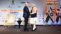 The Prime Minister, Shri Narendra Modi and the Prime Minister of Israel, Mr. Benjamin Netanyahu at the India-Israel Business Summit, in New Delhi on January 15, 2018.jpg