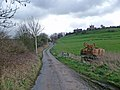 The Road down from Alkborough - geograph.org.uk - 352116.jpg