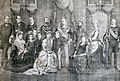 The Royal family of King Umberto I of Savoy.jpg