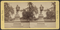 The Shakespeare statue, from Robert N. Dennis collection of stereoscopic views.png