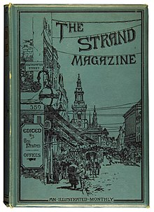 The Strand Magazine, bound volume 1894.JPG