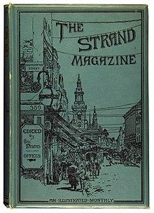 La Strand Revuo, bindis volumon 1894.JPG
