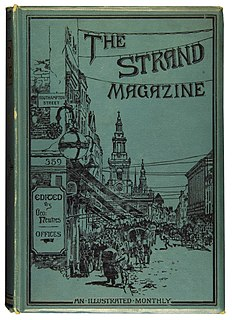 <i>The Strand Magazine</i> periodical literature