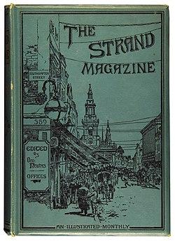 The Strand Magazine, bound volume 1894.JPG