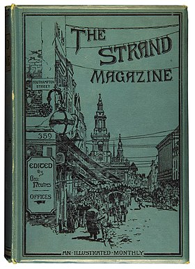 Image illustrative de l'article The Strand Magazine