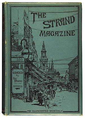 The original strand magazine