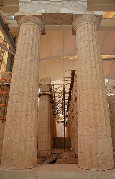 File:The Temple of Apollo Epikourios at Bassae, Arcadia, Greece (14087102199).jpg