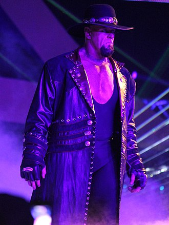 WrestleMania - The Undertaker held the record for 21 victories in a row at WrestleMania.