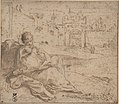 The Virgin and Child Resting Outside a City Gate MET DP808298.jpg