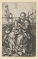 The Virgin and Child on a Grassy Bank MET DP836695.jpg