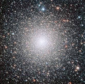 Blue straggler - Image: The globular cluster NGC 6388, observed by Hubble