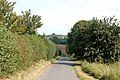 The lane east towards Draycote, Bourton-On-Dunsmore - geograph.org.uk - 1483861.jpg