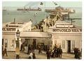The pier, Clacton-on-Sea, England-LCCN2002696554.tif