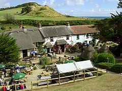 The smugglers inn osmington mills.JPG