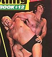 Then N.W.A championship is killing Jack Brisco - Wrestling Yearbook Magazine - n.12 1975 (cropped).jpg