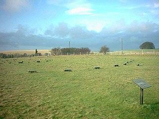 The Sanctuary English prehistoric site