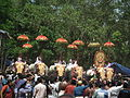Thiruvambadi varav during Thrissur Pooram 2013 7295.JPG