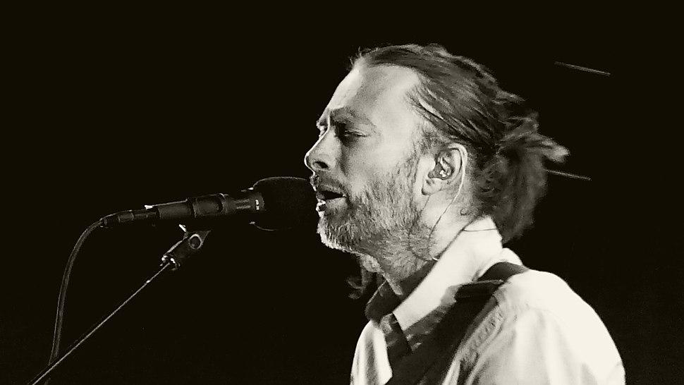 Thom Yorke Nimes 2012
