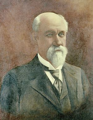 Thomas Jordan Jarvis - Portrait of Jarvis