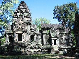 Thommanon - Image: Thommanon Temple, Angkor, Cambodia