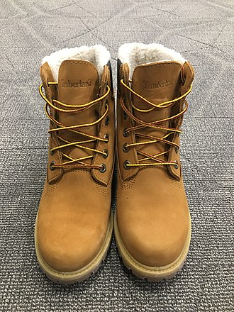 The Timberland Company - This is an image of Timberland Fleece Lined Winter Boots.