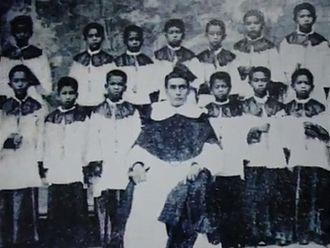 Tiples de Santo Domingo - The Tiples de Santo Domingo, circa 19th Century