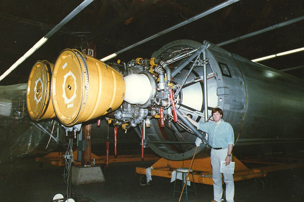 Titan-II B-108 became 23G10