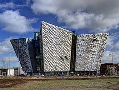 Titanic Belfast Wikipedia