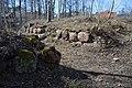 Tiutinen Redoubt, April 2019.jpg