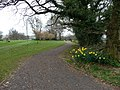 Tiverton Golf Club , Pathway to the 18th - geograph.org.uk - 1229085.jpg