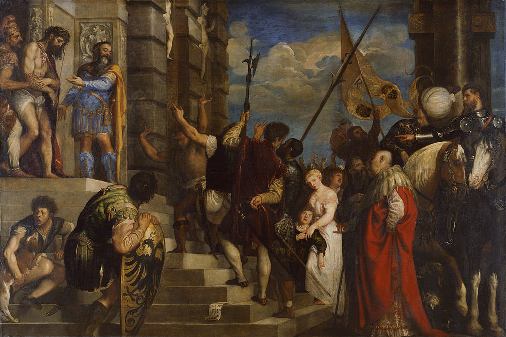 Tiziano Vecellio, called Titian - Ecce Homo - Google Art Project.jpg