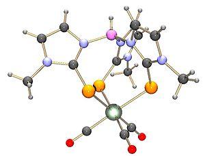 Scorpionate ligand