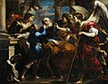 Tobias Healing the Blind Tobit by Valerio Castello.jpg