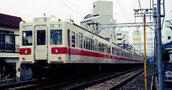 都営地下鉄浅草線 5000形
