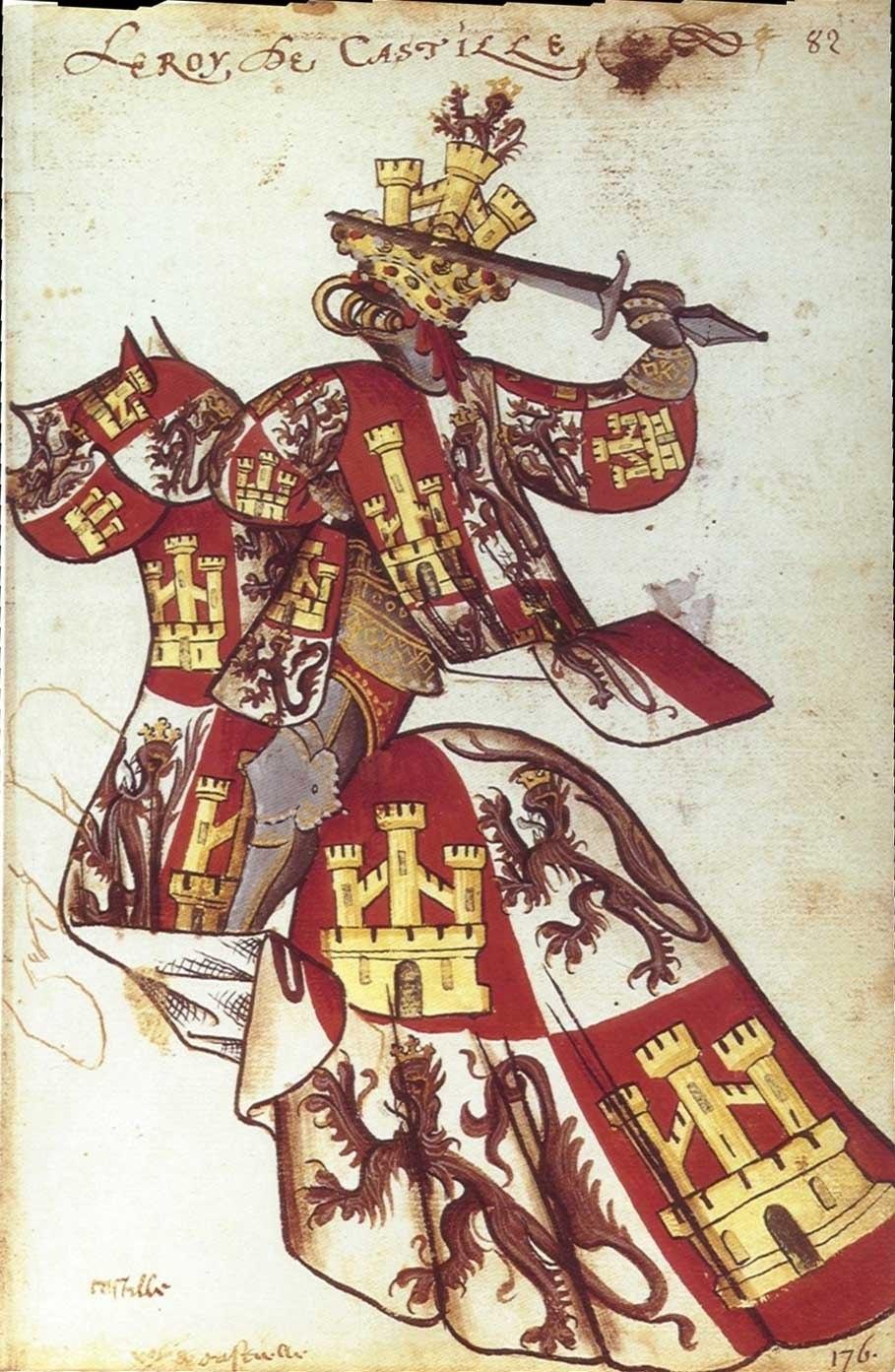 Toison d'Or le Roi de-Castille