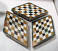 Toledo, mattonelle con disegno a scacchi, 1475-1500 ca..JPG