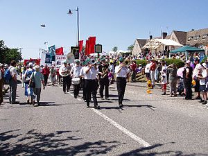 Tolpuddle Martyrs - Martyrs' Day commemoration in 2005