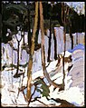 Tom Thomson Algonquin Hillside, Snow.jpg
