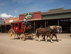 Tombstone, Arizona.