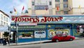 Tommy's Joynt, at Van Ness and Geary, on Route 101, San Francisco, California LCCN2013630026.tif
