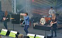 Tonbandgerät – 825. Hamburger Hafengeburtstag 2014 01.jpg