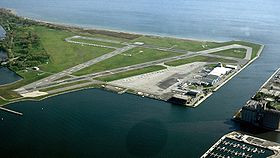 Image illustrative de l'article Aéroport Billy-Bishop de Toronto