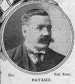 Toque de todo 1910 Émile Pataud por Henri Manuel.jpg
