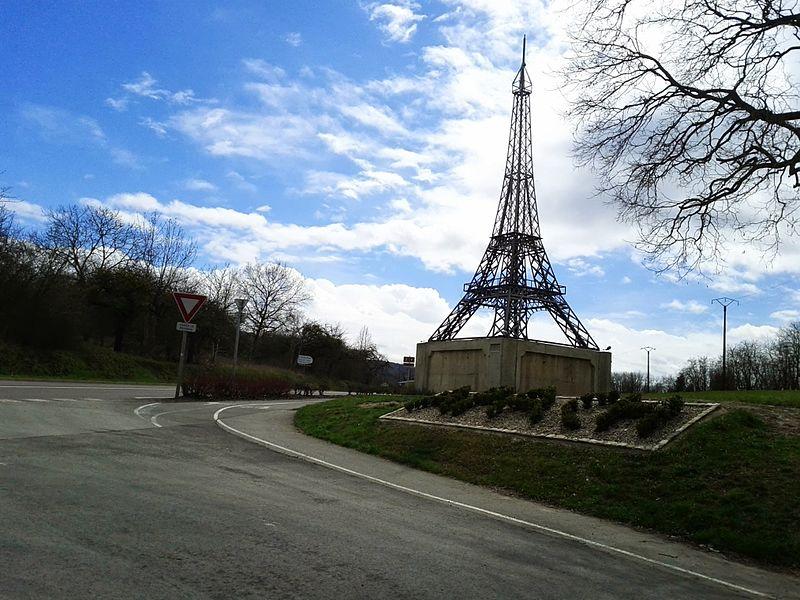 Tour Eiffel lorraine