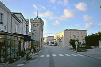 Tour de Beaumont les valence drôme france..JPG