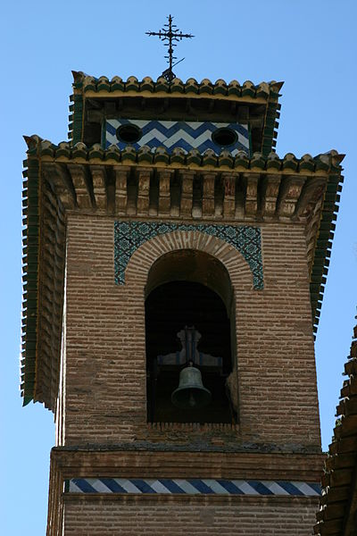 File:Tower - Church of San Gil y Santa Ana, Granada.JPG