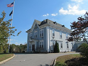 Hanson (CDP), Massachusetts - Town Hall