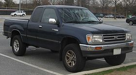 [SCHEMATICS_4FD]  Toyota T100 - Wikipedia | 1998 Toyota T100 Engine Diagram |  | Wikipedia